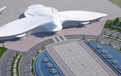 Ashgabat Havalimanı