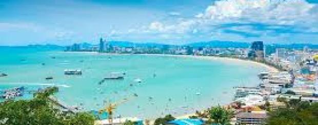 Pattaya sahil